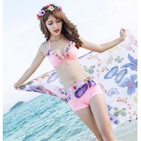 Hàng nhập cao cấp: Bikini 3 mảnh cực hot BK019