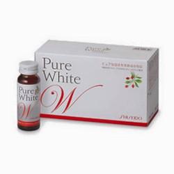 Nước uống làm trắng da  Pure White Shiseido