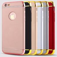 Ốp lưng doanh nhân viền bóng sang trọng cho Iphone 6 plus