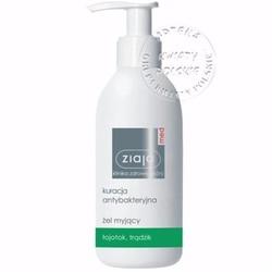 Sữa rửa mặt Ziaja Med cho da dầu - da mụn, da hỗn hợp, da nhạy cảm.