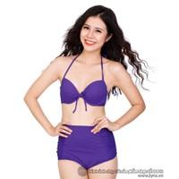 Bikini cạp cao trẻ trung quyến rũ XA57291