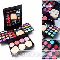 Vẻ đẹp thu hút mọi ánh nhìn với Bộ Make up Kit A.D.S - 24 màu