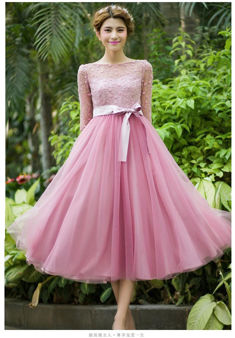 Đầm công chúa Pinky 1