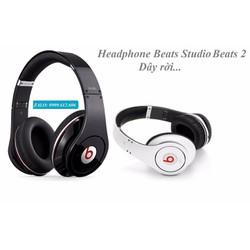 Tai nghe Headphone Beats Studio - Âm thanh cực hay - Dây rời