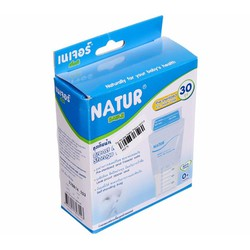 Túi trữ sữa Natur 150ml Thailand 30tui