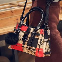Túi xách có khóa kiểu mới - Hàng nhập - Y hình