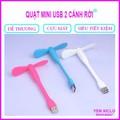 QUẠT USB MINI