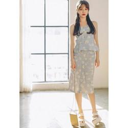 [HẾT HÀNG]   Set Đầm Rời Korea