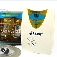 Máy sục Ozone khử độc thực phẩm-Tặng máy say sinh tố Manual