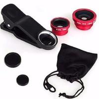 Bộ 3 Lens Chụp Hình 3 In 1 Giá Rẻ Nhất