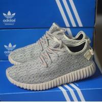 Giày Adidas Yeezy - Vàng Nâu
