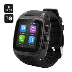 Đồng hồ thông minh Wifi, 3G, tiếng Việt, ốp vặn ốc M7 Z1