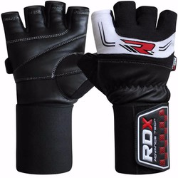 GĂNG TAY TẬP GYM RDX GYM TRAINING LEATHER 3.5 WEIGHT LIFTING GLOVES