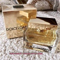 nước hoa dolce  gabbana the one
