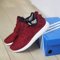 Giày Adidas Yeezy - Đỏ