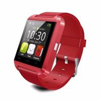 Đồng hồ thông minh Smartwatch UWATCH U8 - Đỏ