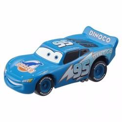 Xe Ô Tô Mô Hình Disney Cars Lighting McQueen - Xanh
