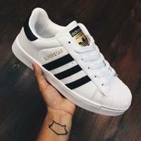 Giày Adidas Superstar - Trắng