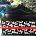 Vans old skool full đen