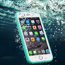 Ốp lưng chống nước cho Iphone 5-5s - Màu xanh lá