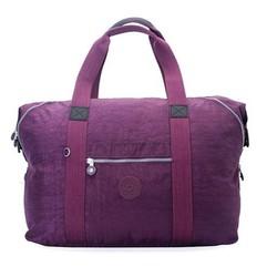 Túi xách Kipling du lịch màu tím