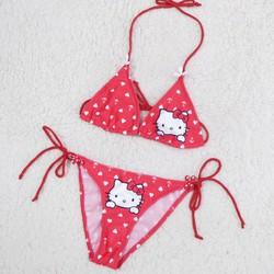 Bộ bơi bikini  bé gái 1-5tuoi