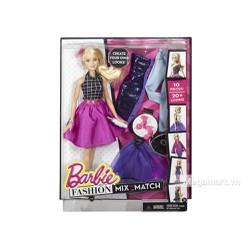 Barbie Bộ sưu tập thời trang sáng tạo - Váy tím