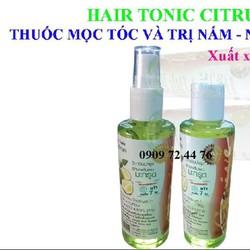 Cặp Tinh dầu dưỡng và mọc tóc Hair Tonic Citrus