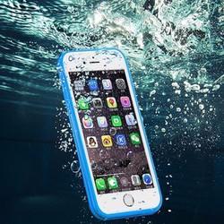 Ốp lưng chống nước cho Iphone 5-5s - Màu Xanh Dương