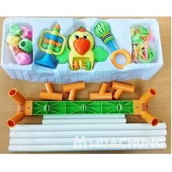 Kệ chữ A có nhạc cho bé yêu thỏa thích vui chơi