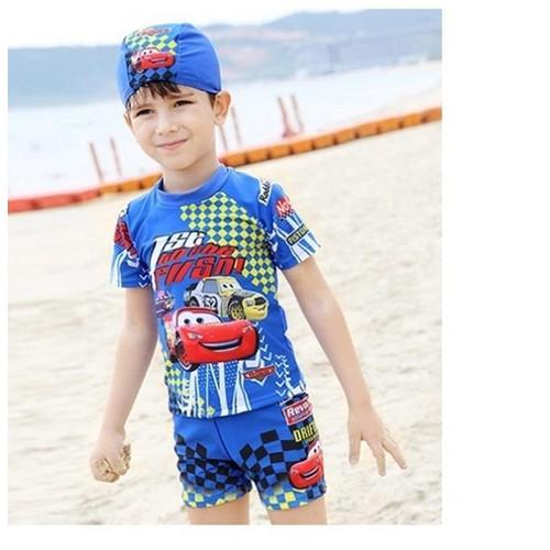 Bộ bơi oto kèm mũ 3-10 tuổi