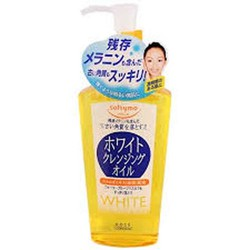 Dầu tẩy trang trắng da Kose Softymo White Cleansing Oil