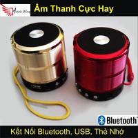 Loa Mini Kết Nối Bluetooth, USB, Thẻ Nhớ