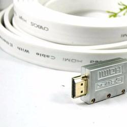 CÁP HDMI CABOS TRẮNG 1.5M