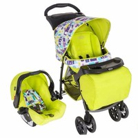Xe đẩy trẻ em Travel System Graco Mirage + Toy Town 1913562
