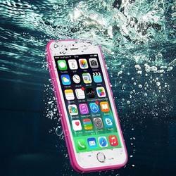Ốp lưng chống nước cho Iphone 6plus-6Splus - Màu Trắng