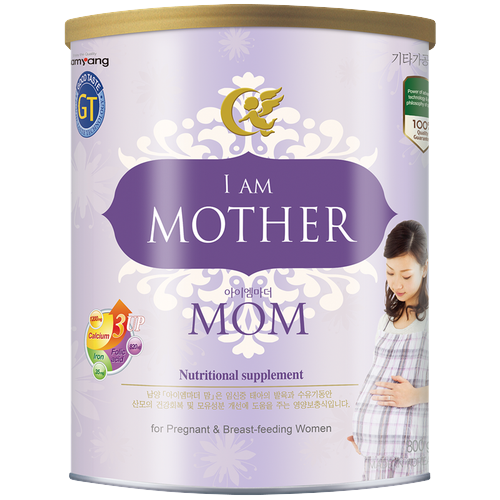 Sữa bột chống nghén- I am Mother Mom 800G