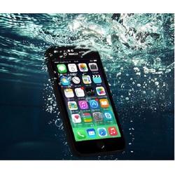 Ốp lưng chống nước Iphone 5-5S Màu Đen