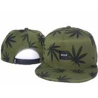 Mũ snapback canabis M025HUF