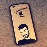 ỐP LƯNG iPhone 5 CHÀNG TRAI HANDSOME
