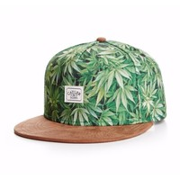 Mũ snapback Cayler and sons canabis M032CC