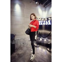[Hàng nhập] Áo khoác nữ tay lỡ, cổ bẻ phong cách Hàn Quốc