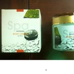 Kem dưỡng làm trắng da Dr. Spa 100g SPF40++ Hàn Quốc