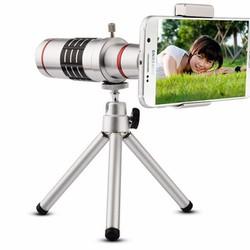 Ống kính 18x đa năng cho mọi điện thoại giá rẻ nhất