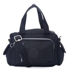 Túi xách hộp Kipling màu đen