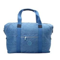 Túi xách Kipling du lịch màu xanh