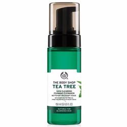 Sữa rửa mặt trị mụn cho da nhờn Tea Tree Skin Clearing Foaming