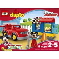 Đồ chơi LEGO DUPLO 10829 Mickey Workshop .