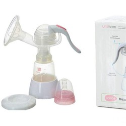Máy hút sữa bằng tay Mezzo Unimom có matxa silicon