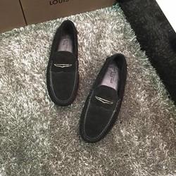 Giày Mọi Hàng Hiệu Super LouisVuitton Gucci Hermes AAA